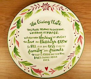 Daly City The Giving Plate