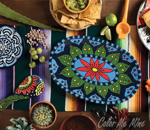 Daly City Talavera Tableware