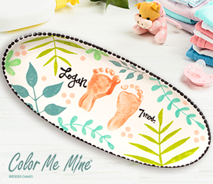 Daly City Tropical Baby Tray