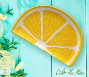 Daly City Lemon Wedge