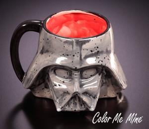 Daly City Darth Vader Mug