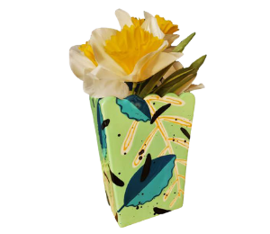 Daly City Leafy Vase