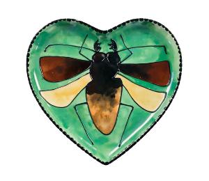 Daly City Titan Beetle Plate
